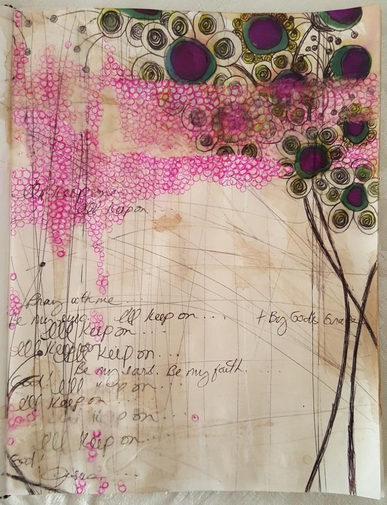 Jana's Sketchbook No. 8